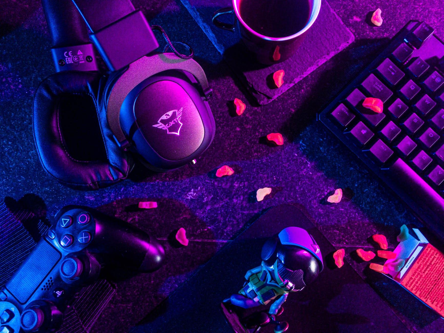 keyboard gaming moody gamer